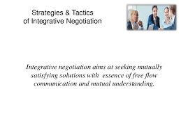 Seeking Negotiation An Ultimate View On All Relative Aspects Of Negotiation