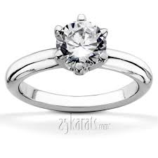 plain wedding rings solitaire engagement rings diamonds mountings at 25karats