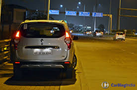 renault lodgy specifications renault lodgy stepway test drive review design features ride