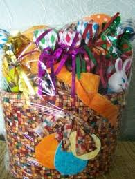 Easter Baskets Delivered Easter Basket Ideas Thriftyfun