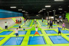 xdrenaline trampoline park