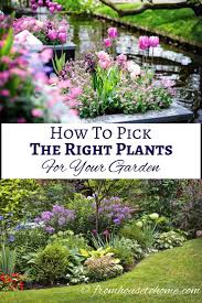 English Garden Layout by Best 25 Flower Garden Design Ideas On Pinterest Growing Peonies