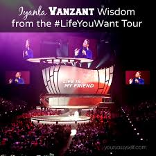 Iyanla Vanzant Quotes On Love by Iyanla Vanzant Wisdom From The Lifeyouwant Tour Your Sassy Self