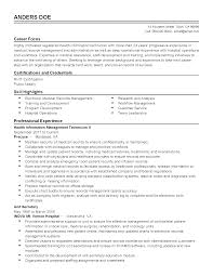 plumber resume sample resume templates hr coordinator customer service advisor resume professional health information technician templates to showcase your talent myperfectresume