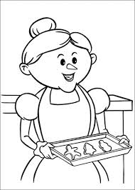claus coloring pages eliolera