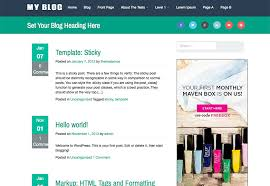 the best free wordpress themes december 2013 webdesigner depot