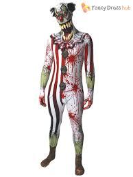 Robot Halloween Costume Morphsuit Monster Mens Halloween Robot Zombie Fancy Dress