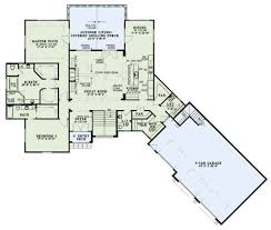 ranch style house plan 4 beds 3 baths 4264 sq ft plan 17 3404