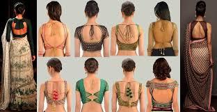 30 simple blouse back neck designs 2018