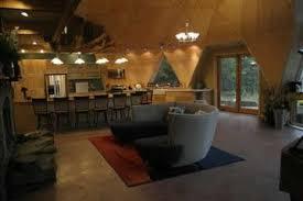 geodesic dome home interior low lighting inside jpg 360 240 pixels casa de murphy
