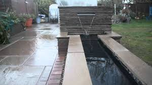 Modern Water Features | modern water feature youtube