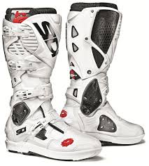 hinged motocross boots sidi crossfire 3 srs boots cycle gear