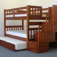3 Bed Bunk Bed The 16 Coolest Bunk Beds For Toddlers
