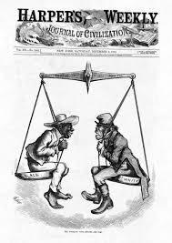 harpweek elections 1876 medium cartoons