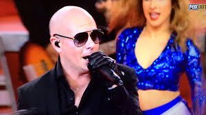 pitbull s cowboys thanksgiving day halftime show rapper performs