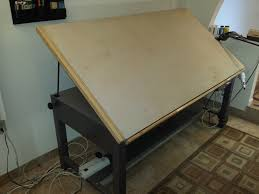 Hamilton Vr20 Drafting Table Hamilton Drafting Table Ebay