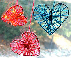 top 35 easy shaped diy crafts for valentines day amazing