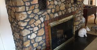 Clean Fireplace Stone by How To Clean Quartz Rock Fireplace Hometalk
