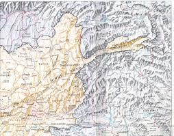 Bagram Air Base Map Maps Of Afghanistan