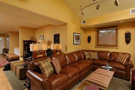 Leather Sectional Living Room Furniture Italian Leather Sectional Sofa Living Room Traditional With