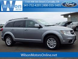 Dodge Journey Sxt 2016 - wilson motors vehicles for sale in corvallis or 97330