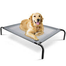 Elevated Dog Bed With Stairs Elevated Dog Bed Ebay