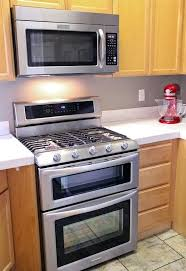 microwave with fan over the range microwave fan combo microwave ge microwave range hood combo