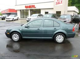 jetta volkswagen 2003 2003 volkswagen jetta gl sedan in alaska green metallic photo 5