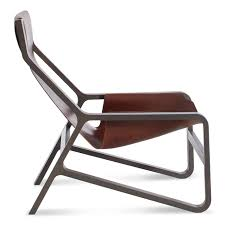 Wood And Leather Lounge Chair Design Ideas New Contemporary Leather Chairs Pertaining To Modern Accent Chair