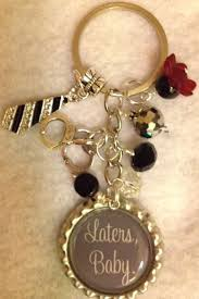 laters baby keychain later s baby inspired by the best selling by bottlecapbling101