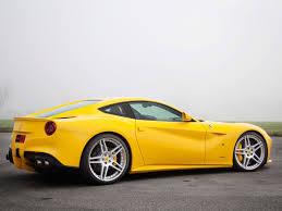 Ferrari F12 Yellow - 2012 novitec rosso ferrari f12 berlinetta man on fire design