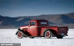 Ford Old Pickup Truck - the analog life u002736 ford rod pickup speedhunters