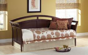 twin bed frame with trundle espresso twin bed style full size of