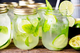 get the summer party started with mason jar mojitos brit co