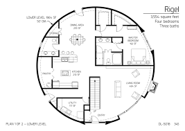 is floor plan one word dome home floor plans floor plan dl 5018 monolithic dome home