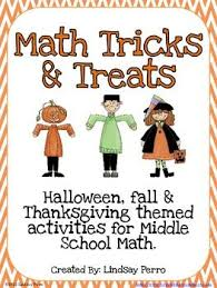 thanksgiving math activities for high school students thankful