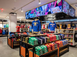 the new nba store in new york city is amazing slamonline