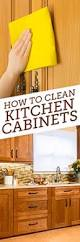 How To Clean Wood Kitchen Cabinets by How To Clean Kitchen Cabinets Wood