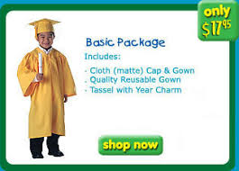 kindergarten cap and gown rhyme graduation caps and gowns for preschool and