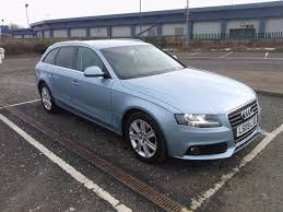 used audi a4 estate cars for sale in glasgow gumtree