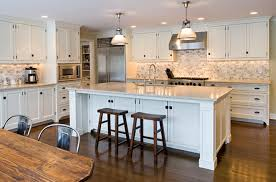 7 kitchen island ivory kitchen cabinets transitional kitchen elissa grayer design