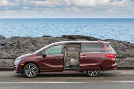 Interior Of Honda Odyssey First Drive 2018 Honda Odyssey Automobile Magazine