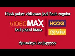 cara mengubah paket vidio max jadi paket reguler menggunakan aplikasi anony tun cara mengubah paket vidiomax menjadi paket flash reguler dengan