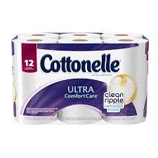 amazon com cottonelle ultra comfort care toilet paper big roll