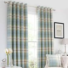 Blue And Grey Curtains All Ready Made Curtains Dunelm