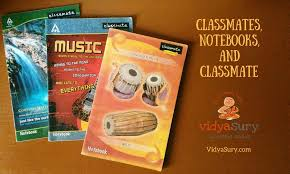 classmates notebook classmate notebooks and classmates and a contest vidya sury