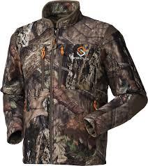 Mossy Oak Duck Blind Camo Clothing Scentlok Men U0027s Maverick Hunting Jacket U0027s Sporting Goods