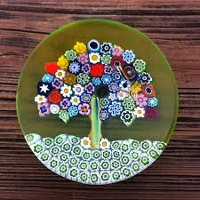 murano glass miniature dishes tree of free shipping