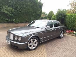 grey bentley used performance car of the week u2013 bentley arnage t