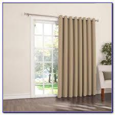 Patio Door Curtain Rod Patio Door Curtain Rods Without Center Bracket Curtain Gallery